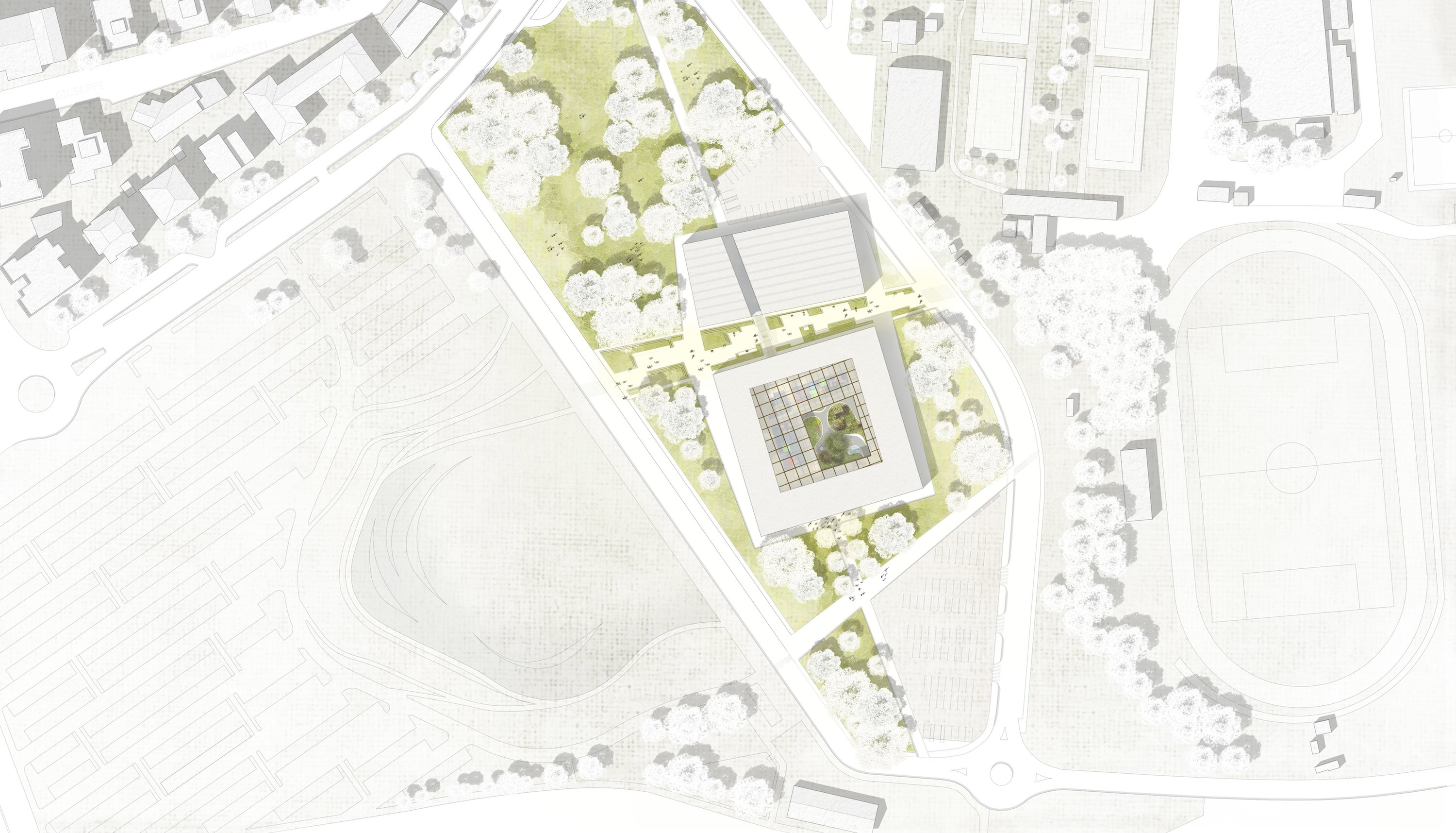Scuole innovative masterplan